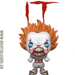 Funko Pop! Movie IT Pennywise (Gripsou) with Teeth Edition Limitée