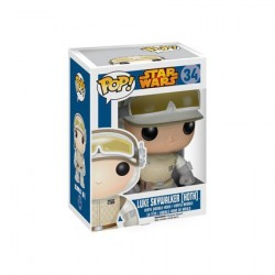 Funko Pop Star Wars Hoth Luke Skywalker