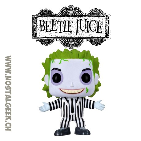 Funko Pop Movie Beetlejuice