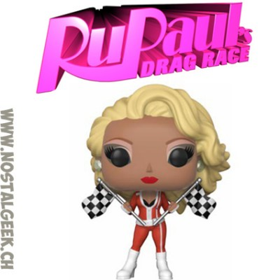 Funko Pop Drag Queen Rupaul's Drag Race Rupaul Edition Limitée