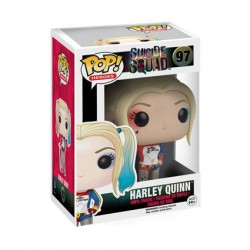 Funko Pop! DC Suicide Squad Harley Quinn