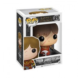 Funko Pop! Game of Thrones Tyrion in Battle armor