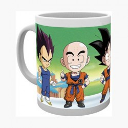 Tasse Dragon Ball Z Chibi