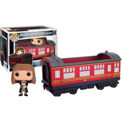 Funko Pop! Rides Harry Potter Hogwarts Express Carriage avec Hermione Granger