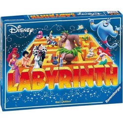 Ravensburger Disney Labyrinth Jeu de société