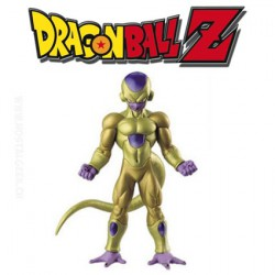 Golden Freeza Dragon Ball Z Banpresto