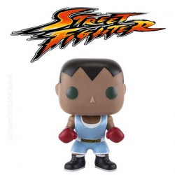 Funko Pop Jeux Vidéo Street Fighter Balrog