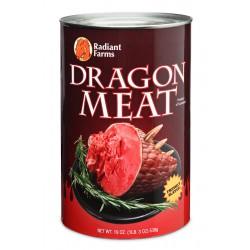 Viande de dragon en conserve