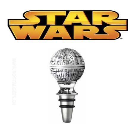 Star Wars Bouchon pour Bouteille Etoile de la mort