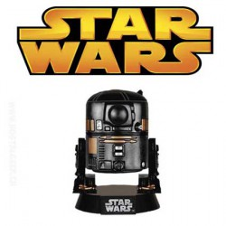 Funko Pop! TV: Star Wars - R2-Q5 Convention Special