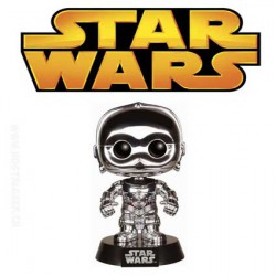 Funko Pop! Star Wars E-3PO Chrome Edition Limitée