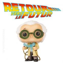 Funko Pop! Film Retour vers le futur Dr. Emmett Brown Edition Limitée
