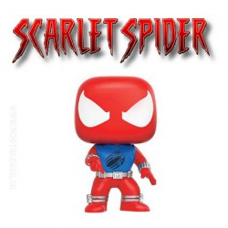 Funko Pop! Marvel Scarlet Spider Exclusive Edition Limitée
