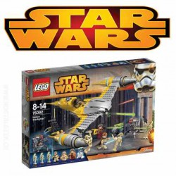LEGO - 75092 - Star Wars - Jeu de Construction - Naboo
