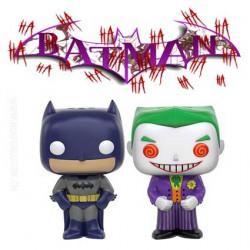 Funko Pop! Home Batman et Joker Salière et Poivrière