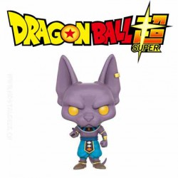 Funko Pop! Dragon Ball Z Super Beerus