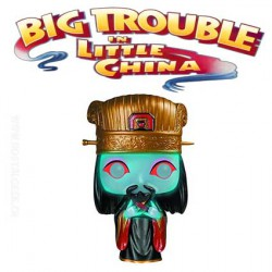 Funko Pop! Big Trouble In Little China - Lo Pan Phosphorescent