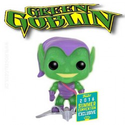 Funko Pop! Marvel Green Goblin Glide & Glow in the dark - Summer Convention 2016