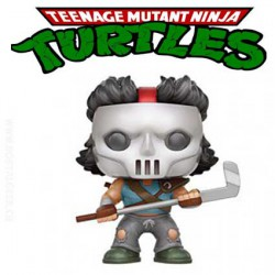 Funko Pop! Nickelodeon TMNT Casey Jones Edition Limitée