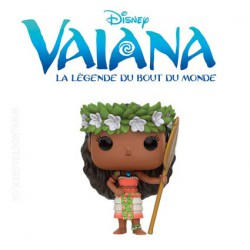 Funko Pop! Disney Vaiana Moana Voyageuse
