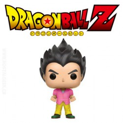 Funko Pop! Anime Dragonball Z Badman Vegeta Edition Limitée