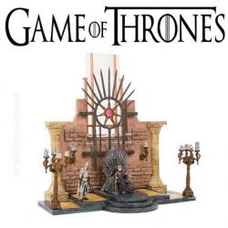 Game of Thrones - Jeu de construction Iron Thrones Room Pack Mc Farlane - Figurine