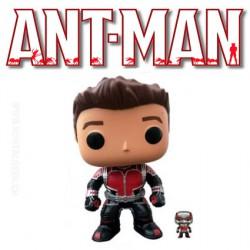 Funko Pop! Marvel Unmasked Ant-Man avec Miniature Edition limitée