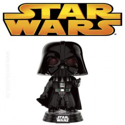 Funko Pop! Star Wars Rogue One Darth Vader Chocking Grip Edition limitée