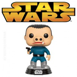 Funko Pop! Star Wars Blue Snaggletooth Édition Limitée