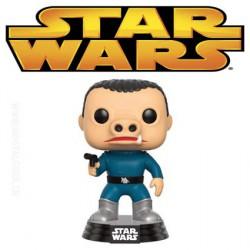 Funko Pop! Star Wars Blue Snaggletooth Édition Limitée