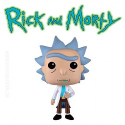 Funko Pop! Animation Rick et Morty - Rick