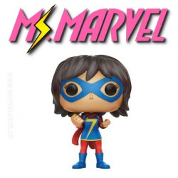 Funko Pop! Marvel Ms Marvel Kamala Khan Edition limitée