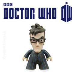 Doctor Who Titans Vinyl Figures 10th Doctor