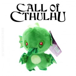 Cthulhu Phil Mini Plush Doll H.P. Lovecraft Monster