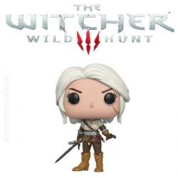 Funko Pop! Jeux Vidéo The Witcher 3: Wild Hunt Ciri