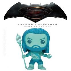Funko Pop! DC Batman vs Superman Blue Aquaman Edition Limitée