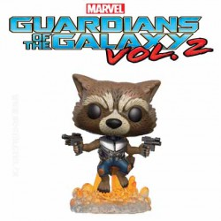Funko Pop! Marvel Guardians of The Galaxy 2 Rocket Raccoon