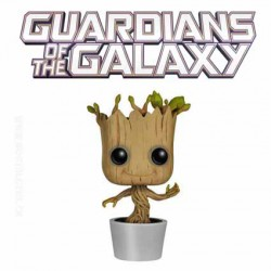 Funko Pop! Guardians of the Galaxy Dancing Groot