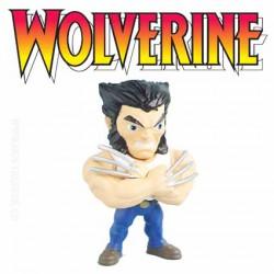X-men Metals Die Cast Logan Wolverine Edition Limitée
