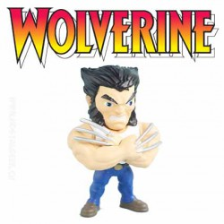 X-men Metals Die Cast Logan Wolverine Edition Limitée
