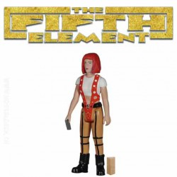 Funko ReAction The Fifth Element Leeloo (Straps Costume)