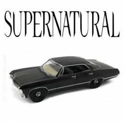Supernatural 1967 Chevrolet Impala 1:64 model Car Greenlight Exclusive