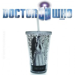Doctor Who Weeping Angels Lidded Tumbler