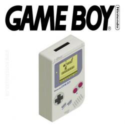 Tirelire Nintendo Game Boy