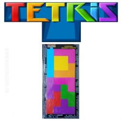 Tetris set de 9 aimants flexibles