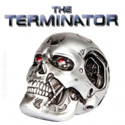 Terminator Genisys Half Scale Endo Skull