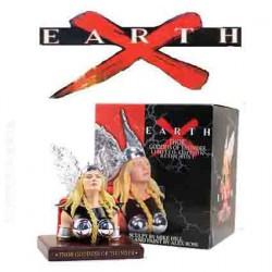Marvel Earth X Thor Goddess of Thunder Buste en Résine