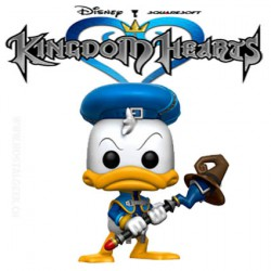 Funko Pop! Disney Kingdom Hearts Donald