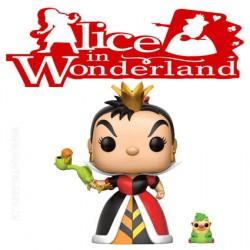 Funko Pop! Disney Alice aux Pays Des Merveilles Queen of Hearts Edition Limitée