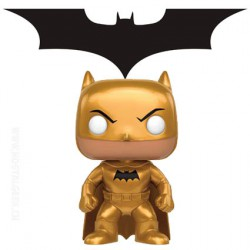 FunkoPop! DC Heroes Batman Golden Midas Exclusive